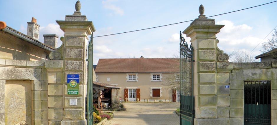 Bienvenue chez Martine et Jean-Yves Martinet